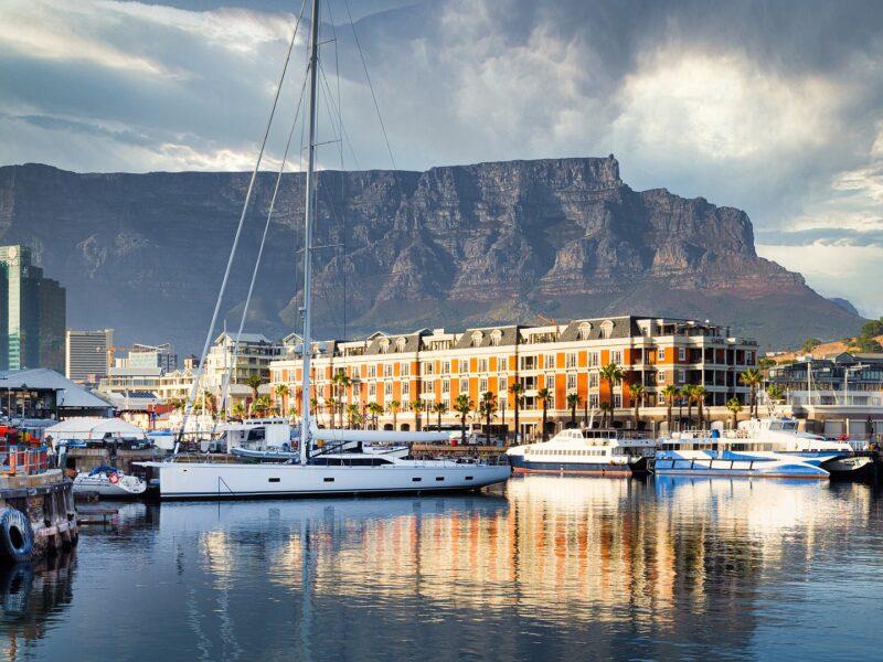 20-04-20 Yacht Harbour Cape Town